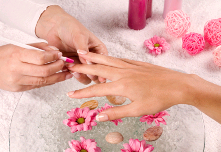 Tropical Nails manicurists can transform your nails into beautiful jewels.